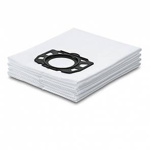 Фильтр-мешки из нетканого материала, (4 шт.) к WD 4, 5, 6