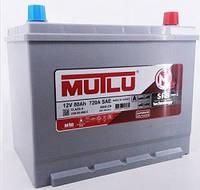 Аккумулятор автомобильный Mutlu Silver Asia 80AH R+ 720A (D26.80.066.C)