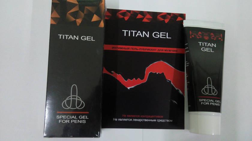 Titan Gel для увеличения члена, фото 2