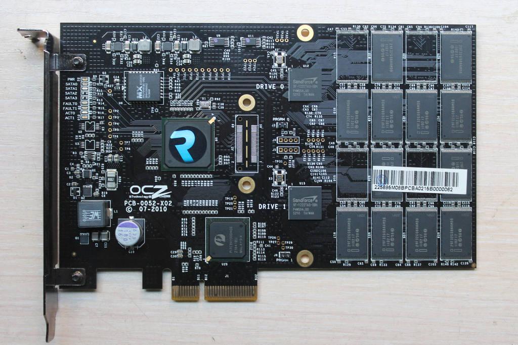Жесткий диск SSD OCZ RevoDrive 80GB(OCZSSDPX-1RVD0080)