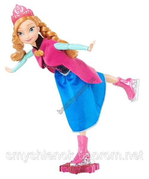 "Кукла Frozen Анна на коньках ""Ледянное сердце"""