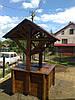 Виготовлення деревяних криниць