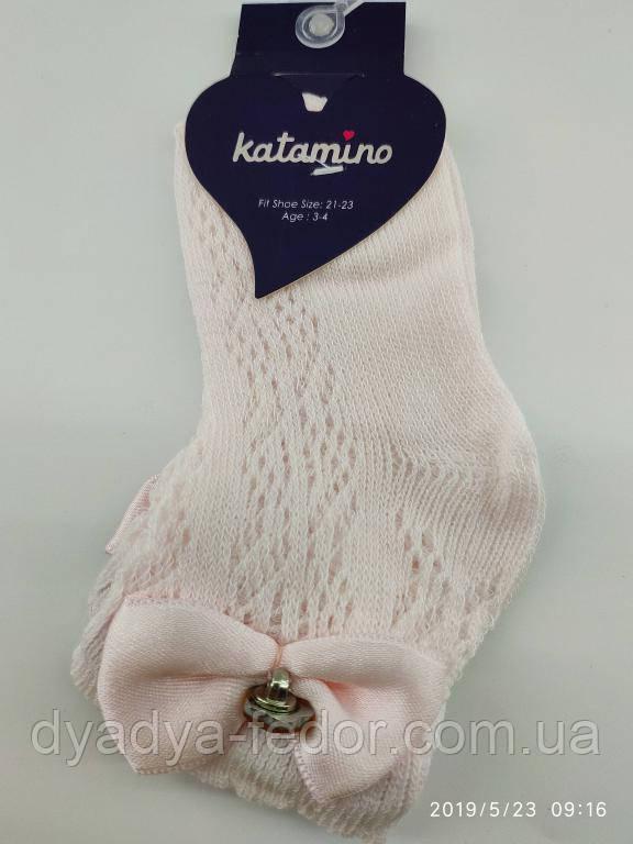 Носки Katamino Туреччина 24033 для девочек 3