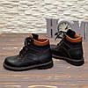 Ботинки подростковые кожаные для мальчика, фото 2