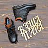 Ботинки подростковые кожаные для мальчика, фото 6