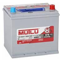 Аккумулятор автомобильный Mutlu Silver Asia 60AH L+ 550A (D23.60.052.D)
