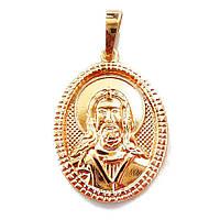 Иконка Xuping иконка Иисус Христос длина 3.6см л222