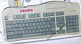 Приставка Денді Клавіатура (навчальна), фото 3