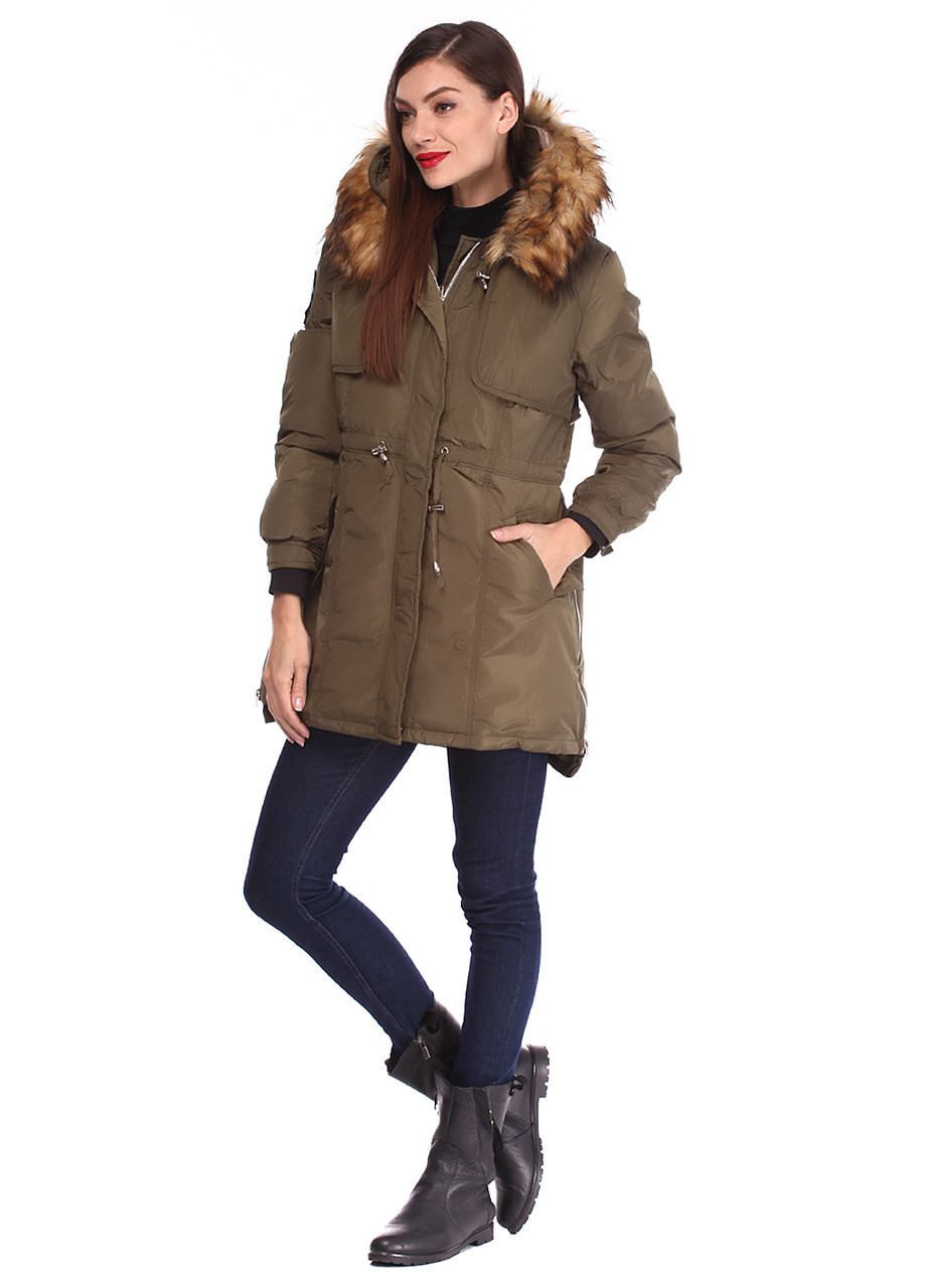 Уценка! Женская куртка  УCC-6578-40