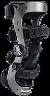 Шарнирный жесткий лигаментарный ортез на колено Rebel Pro, XS