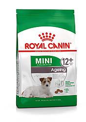 Корм Royal Canin Mini Ageing 12+ для собак мелких пород старше 12 лет 1,5 кг