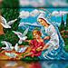 Алмазная вышивка The Wortex Diamonds Религия-11 30x40 (TWD60011), фото 2