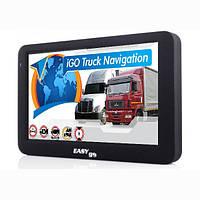 GPS навигатор EasyGo A505 для грузовиков с картами Европы