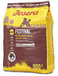 Сухий корм Josera Festival (для вибагливих собак, з лососем)