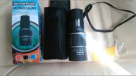 Компактный монокуляр Bushnell для наблюдения на рыбалке, на охоте и на природе, фото 3