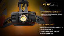 Налобный фонарь Fenix HL35 Cree XP-G2 (R5) LED, фото 2