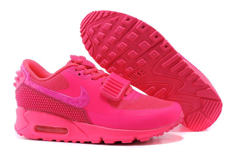 Кроссовки женские Nike Air Max 90 Yeezy 2 / 90AMW-442