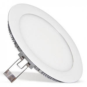 Светильники LED врезные круглые