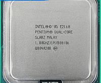 Процессор Intel  E2160 S775
