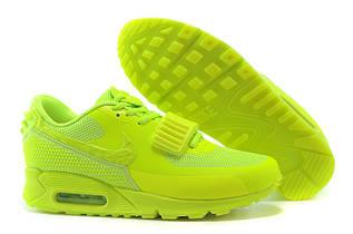 Кроссовки женские Nike Air Max 90 Yeezy 2 / 90AMW-443 (Реплика)
