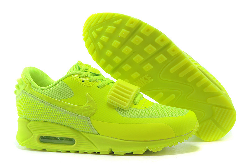 Кроссовки женские Nike Air Max 90 Yeezy 2 / 90AMW-443