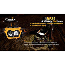 Фонарь Fenix HP25 CREE XP-E, фото 3