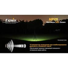 Фонарь Fenix HP25 CREE XP-E, фото 3