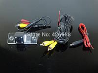 Камера заднего вида универсальная  Porsche Cayenne Skoda Fabia VW Volkswagen Polo(3C) цветная матрица CCD, фото 1