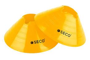Разметочная фишка SECO цвет: желтый