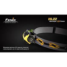 Фонарь Fenix HL22 Cree XP-E (R4), фото 3