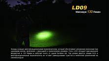 Фонарь Fenix LD09 Cree XP-E2 LED, фото 3