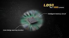 Фонарь Fenix LD50 XM-L2 (U2), фото 2