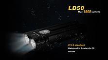 Фонарь Fenix LD50 XM-L2 (U2), фото 3