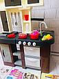 Кухня дитяча звукова з холодильником і циркуляцією води Kitchen Chef арт. 922-102, фото 8