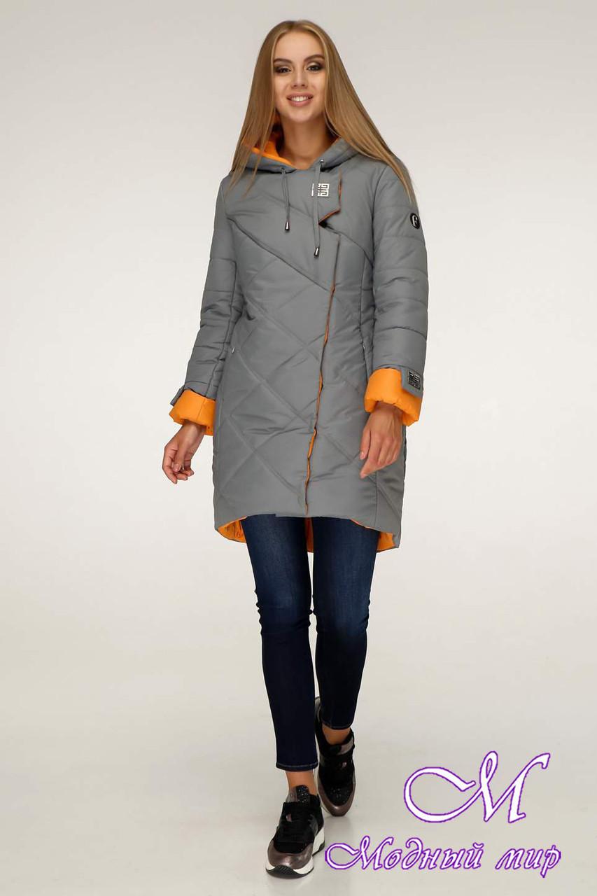 Зимняя куртка женская (р. 42-52) арт. 1201 Тон 860