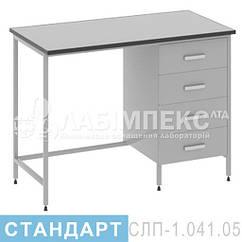 Стол лабораторный пристенный СЛП-1.041.05