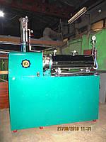 Горизонтальная бисерная мельница 50 л., фото 1