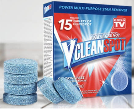 Vclean Spot чистящее средство, фото 2
