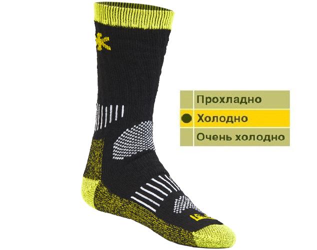 Шкарпетки Norfin BALANCE WOOL T2P