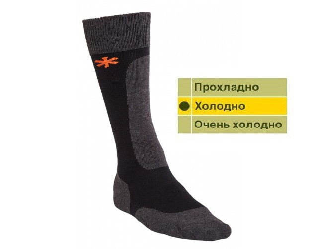 Шкарпетки Norfin WOOL LONG 303803