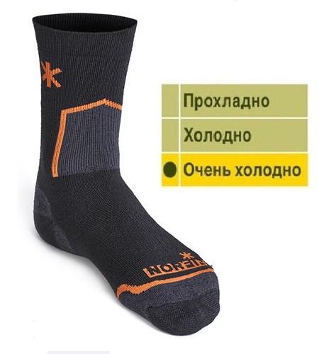 Шкарпетки Norfin NORDIC MERINO HEAVY T3P 303903