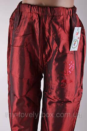 ОПТОМ.Теплые детские штаны на флисе (SA29/2) | 5 шт., фото 2