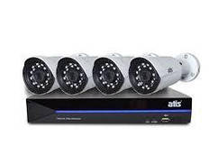 ATIS Prestige Kit IP 4ext