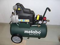 Компресор масляний Basic 250-24 W Metabo