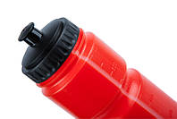 Спортивная бутылка для воды. Объем - 750 мл SECO красная