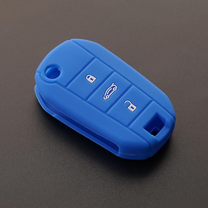 Чехол для ключа Citroёn Berlingo ,C2,C3 Aircross,Picasso,C4,C5 CrossTourer,C6, C-Crosser,C-Elysée,SpaceTourer