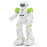 Програмований робот-компаньйон JJRC R11 Cady Wike біло-зелений (JJRC-R11G), фото 2
