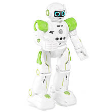 Программируемый робот-компаньон JJRC R11 Cady Wike бело-зелёный (JJRC-R11G)