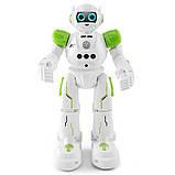 Програмований робот-компаньйон JJRC R11 Cady Wike біло-зелений (JJRC-R11G), фото 3