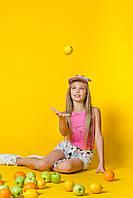 Детские шорты для девочки De Salitto Италия 95746-Q